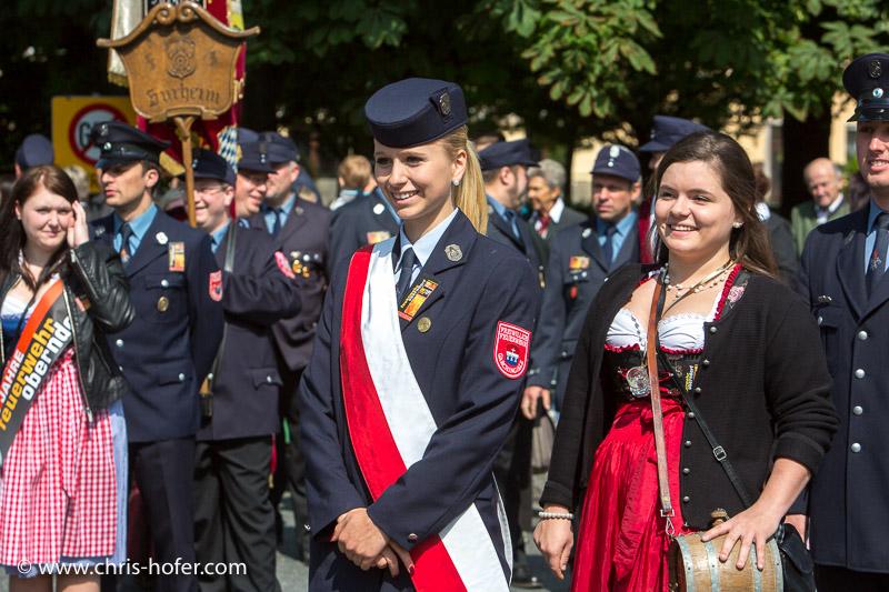 Fest 150 Jahre Freiw. Feuerwehr Oberndorf, 2014-06-01; Foto: Chris Hofer