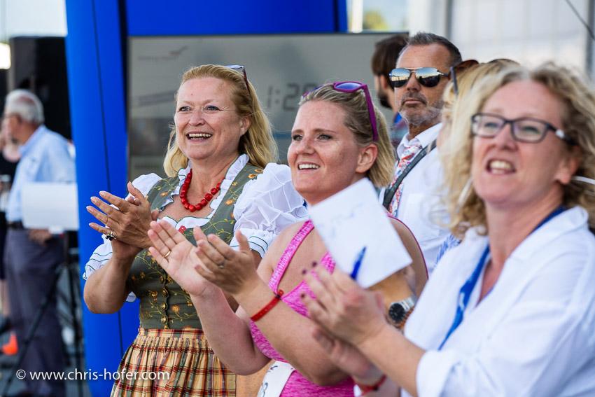 4. Airportlauf am Salzburg Airport 15.06.2018 Foto: Chris Hofer