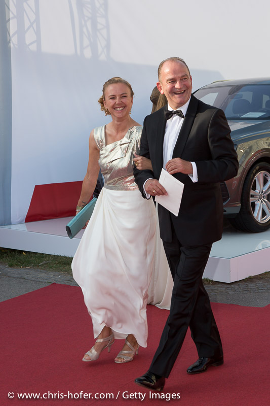 VIENNA, AUSTRIA - JUNE 26:  Herbert Prohaska and entourage attend the gala event 450 years Spanische Hofreitschule on June 26, 2015 in Vienna, Austria.  (Photo by Chris Hofer/Getty Images)