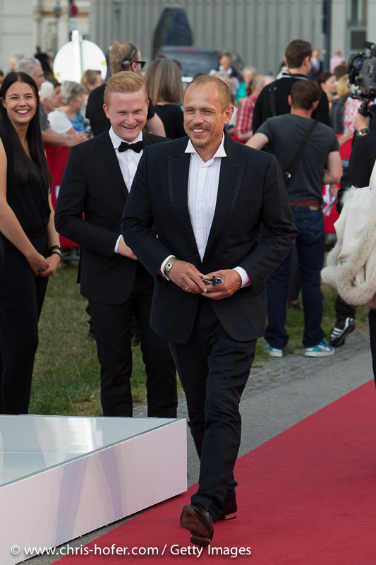 VIENNA, AUSTRIA - JUNE 26: Gerry Keszler attends the gala event 450 years Spanische Hofreitschule on June 26, 2015 in Vienna, Austria.  (Photo by Chris Hofer/Getty Images)
