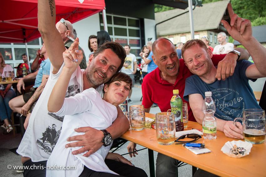 Eröffnung Ducati Salzburg 10.06.2017, Foto: Chris Hofer