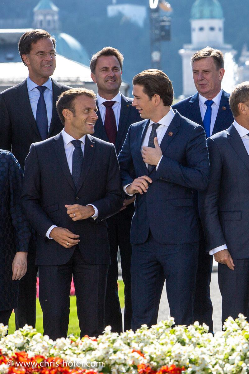 EU-Gipfel Salzburg 20.09.2018 Foto: Chris Hofer