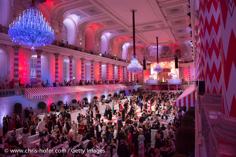 VIENNA, AUSTRIA - JUNE 26:  Impressions of the Fete Imperiale 2015 on June 26, 2015 in Vienna, Austria.  (Photo by Chris Hofer/Getty Images)