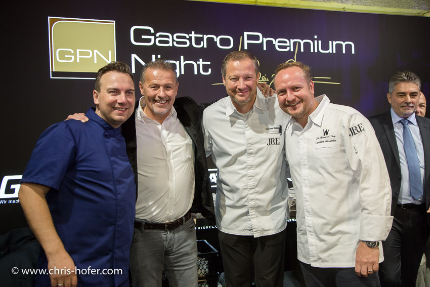 Gastro Premium Night 12.11.2017 Foto: Chris Hofer, www.chris-hofer.com