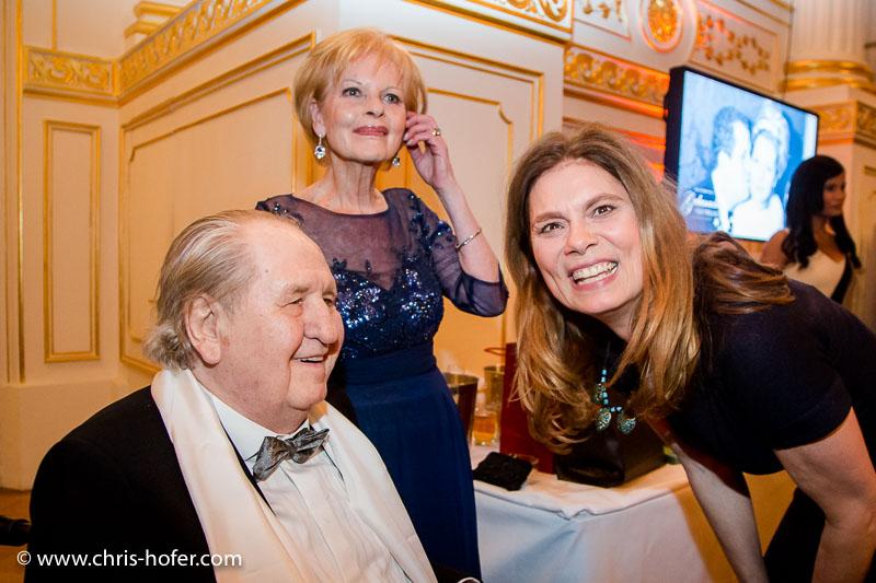 VIENNA, AUSTRIA - MARCH 19: Sarah Wiener attend Karl Spiehs 85th birthday celebration on March 19, 2016 in Vienna, Austria. (Photo by Chris Hofer/Getty Images)