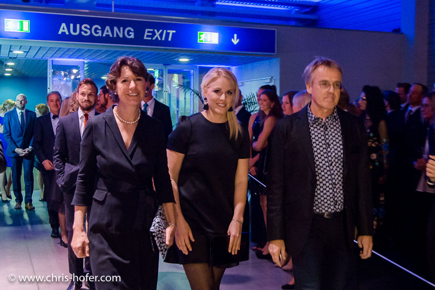 Leonidas Sportgala der Salzburger Nachrichten, Amadeus Terminal 2, 06.04.2017 Foto: Chris Hofer