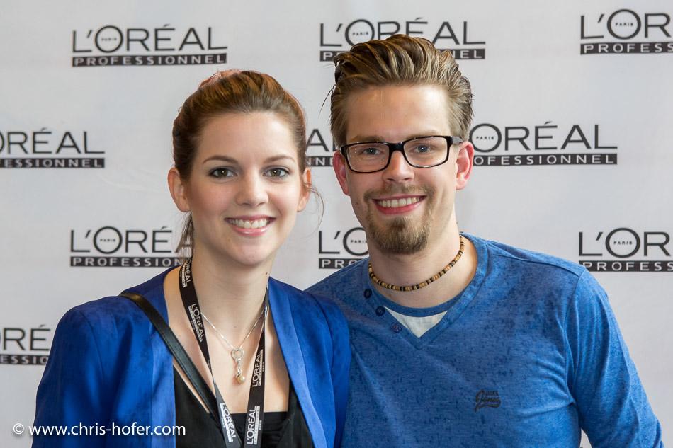 L`Oréal Zukunftskongress Werfenweng 2016 / Frisurenshow Bertram K., Foto: Chris Hofer Fotografie & Film, www.chris-hofer.com