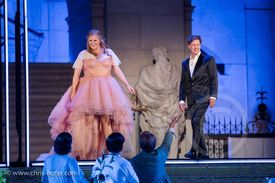 Salzburger Festspiele 2017 - Jedermann, Foto: Chris Hofer Fotografie & Film