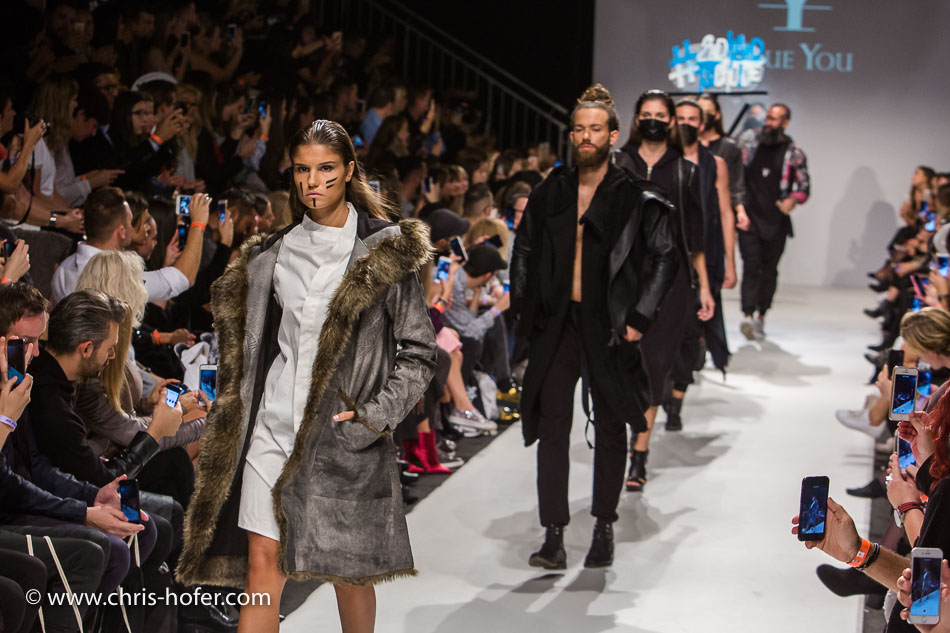 Vienna Fashion Week 2017, Designer: TRUE YOU, Foto: Chris Hofer Fotografie & Film, www.chris-hofer.com