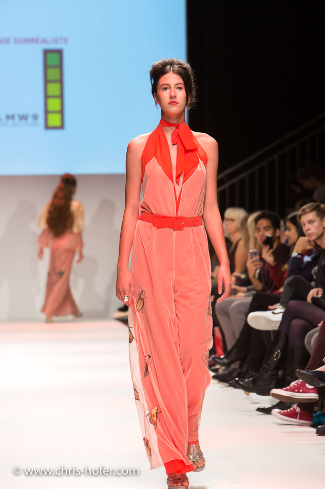 Vienna Fashion Week 2017, Designer: MODESCHULE MICHELBEUERN, Foto: Chris Hofer Fotografie & Film, www.chris-hofer.com