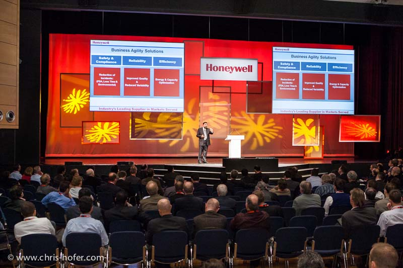 Honeywell Users Group EMEA 2007; 2007-05-11; Credits: Honeywell/Chris Hofer