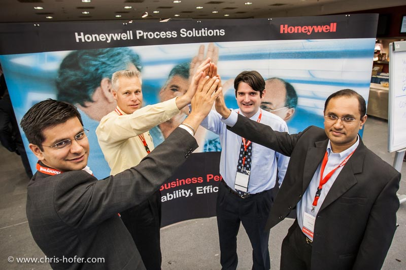 Honeywell Users Group EMEA 2007, Credits: Honeywell/Chris Hofer