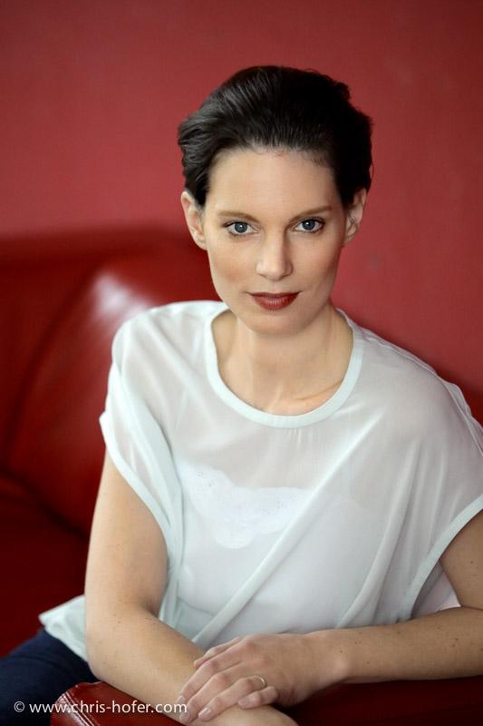 Iris Strubegger, Foto: Chris Hofer