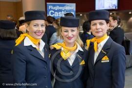 Bilder :: Lufthansa Casting @ Salzburg