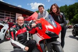 Eröffnung Ducati Salzburg