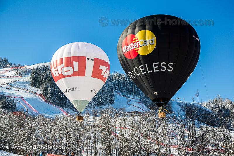 Hahnenkammrennen 2016 Mastercard Sideevents Foto: Chris Hofer