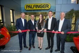 Bilder :: Eröffnung Palfinger Zentrale Bergheim