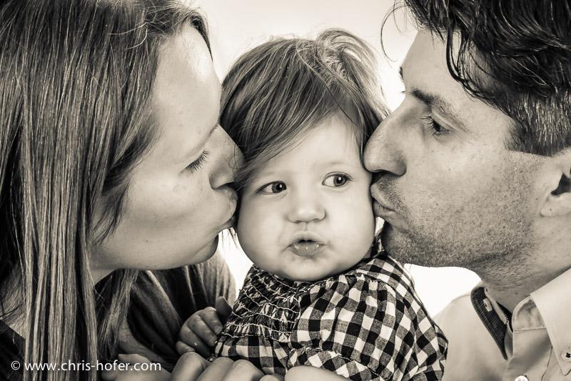 Corinna, Alexander und Paula